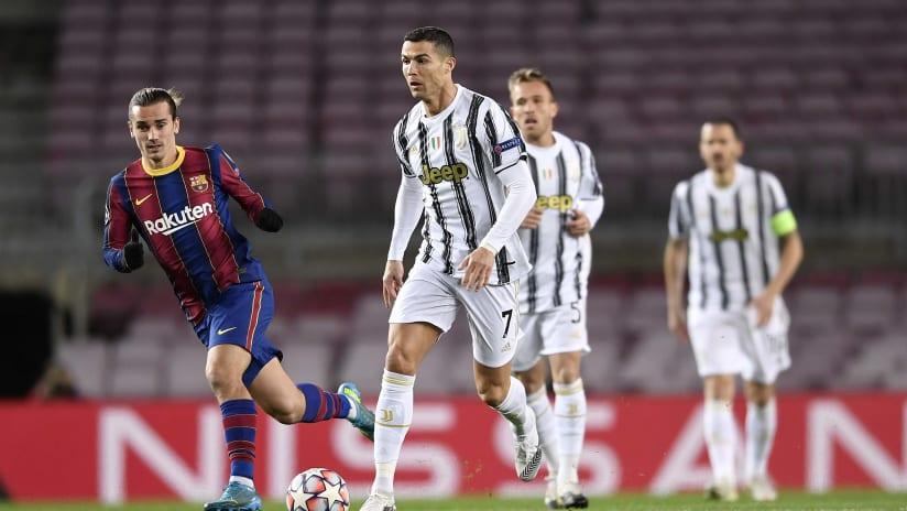 UCL | Matchweek 6 | Barcelona - Juventus