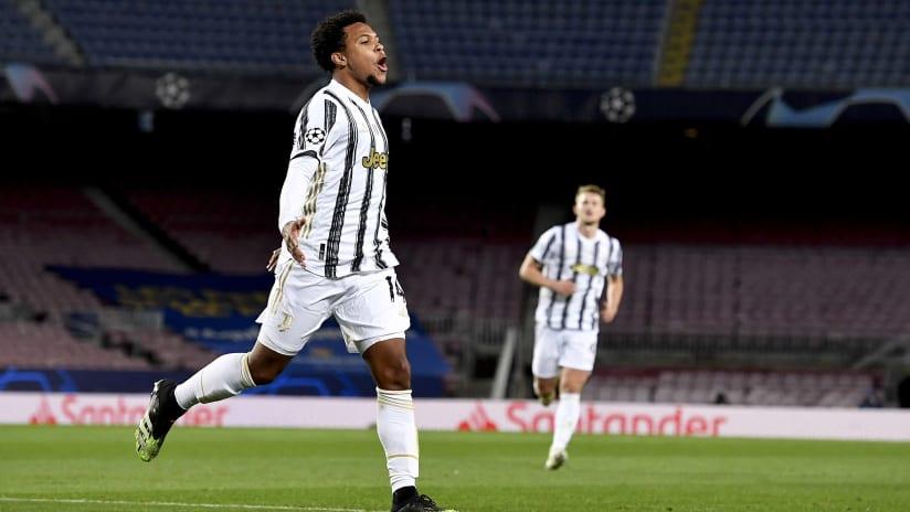 Barcellona - Juventus | McKennie: «Sappiamo di essere una grande squadra»