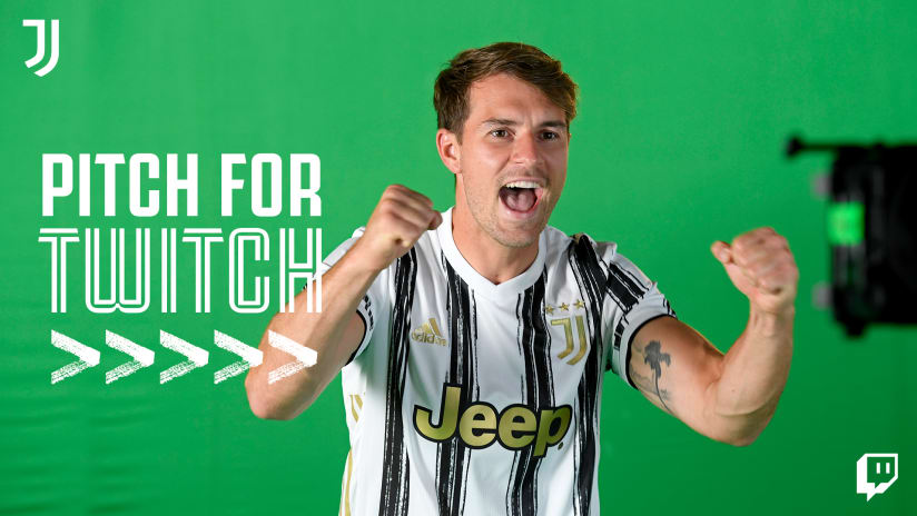 Pitch for Twitch: Become a Juventus presenter!