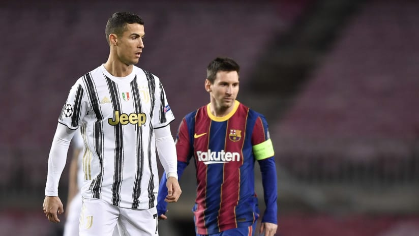 Barcelona - Juventus | Ronaldo: «Everything is possible in football»