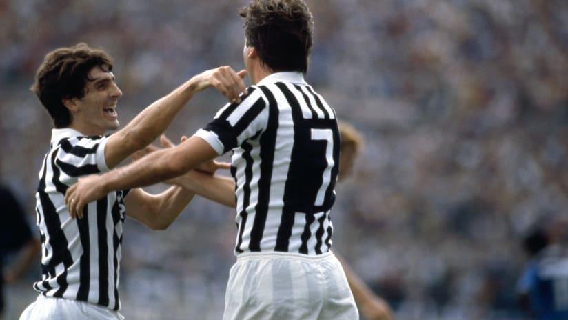 Juventus-Manchester Utd 1984: Pablito decisivo