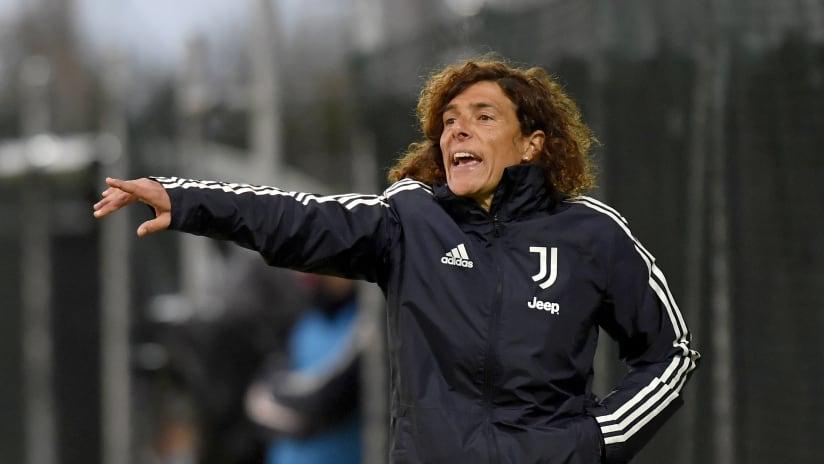 Women | Coach Guarino chats Lyon and Roma