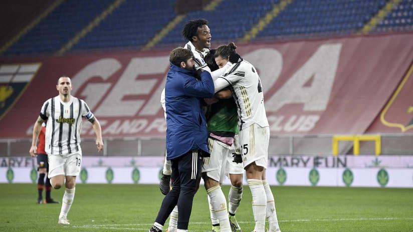 Match Rewind | Genoa - Juventus 1-3