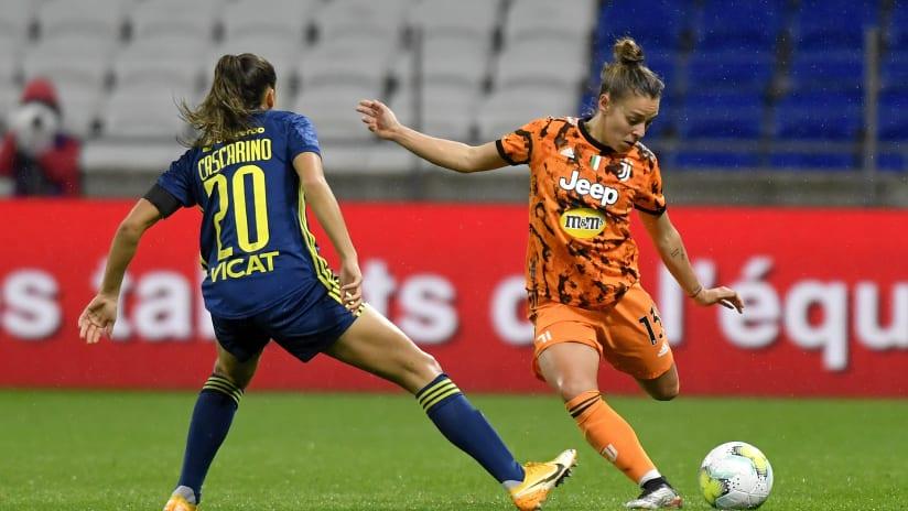 UWCL | Lyon - Juventus Women