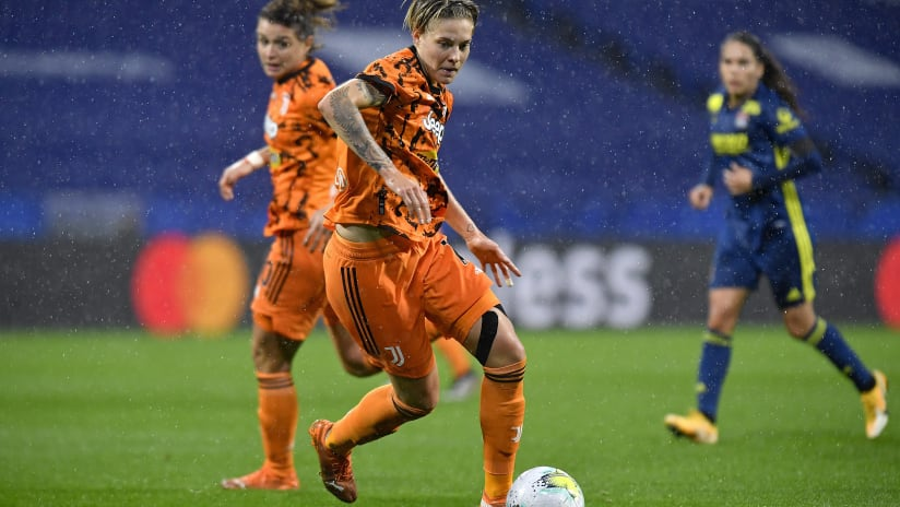Women | Highlights UWCL | Lyon - Juventus