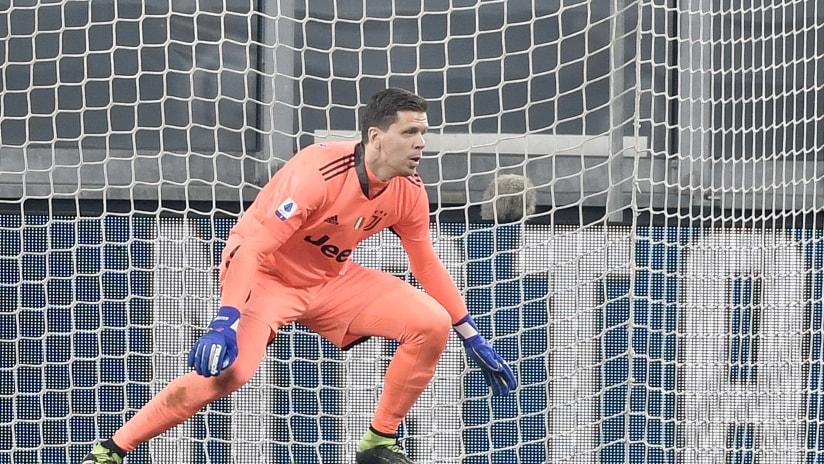 Juventus - Atalanta | Szczesny: «Un campionato molto equilibrato»