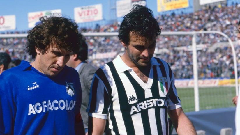 La spettacolare sfida del 1985 | Juventus-Udinese