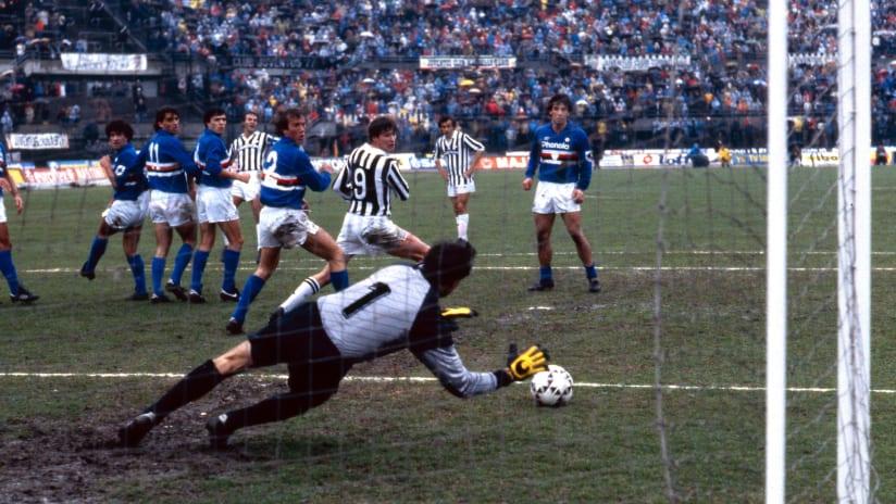 Accadde oggi: 1985 | Platini-gol piega la Sampdoria