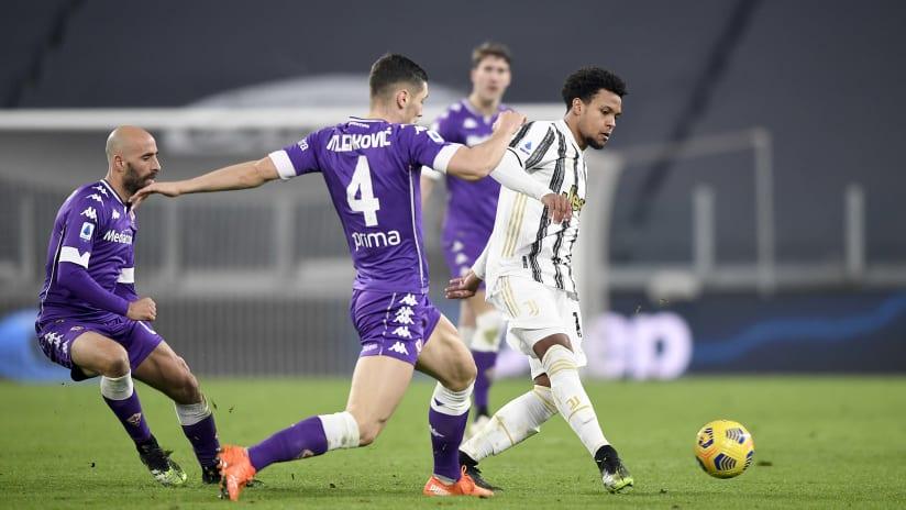 Serie A | Matchweek 14 | Juventus - Fiorentina
