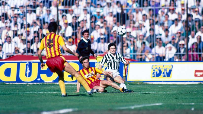 Accadde oggi: 1989 | Grande Juve, 3-0 al Lecce