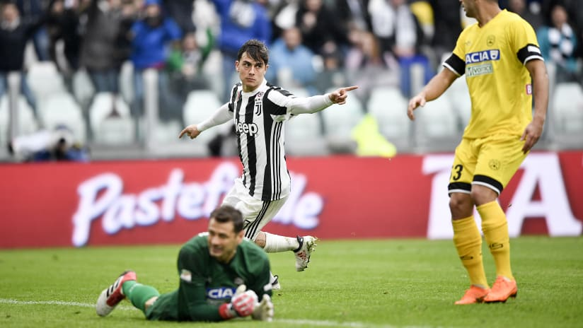 Classic Match Serie A | Juventus - Udinese 2-0 17/18