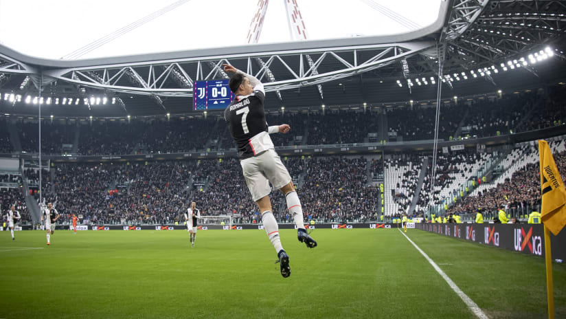 Numbers | Juventus - Udinese