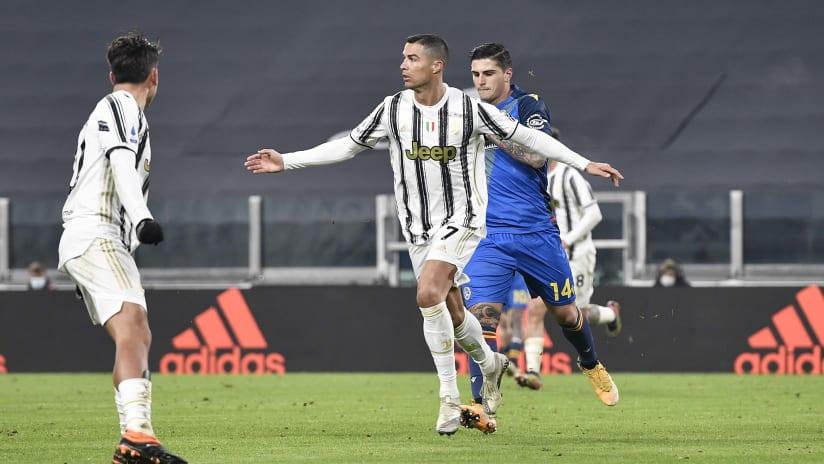Serie A | Matchweek 15 | Juventus - Udinese
