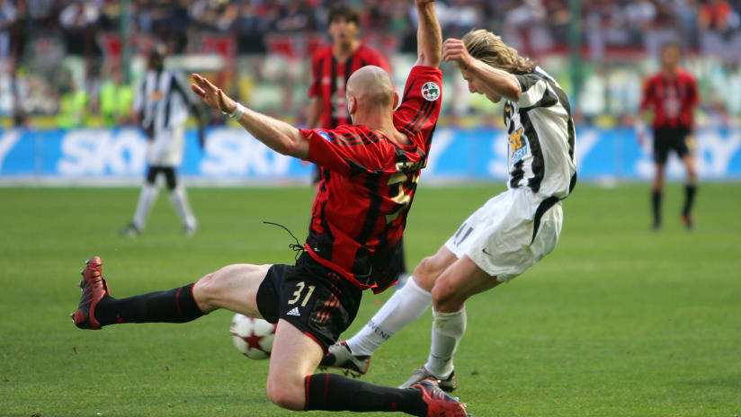 Classic Match Serie A   Milan - Juventus 0-1 04/05