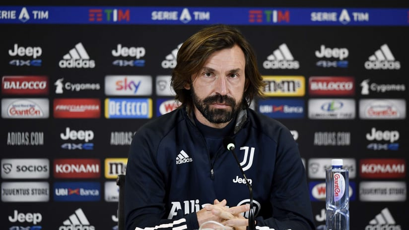 Pirlo's comments on the eve of Milan-Juventus