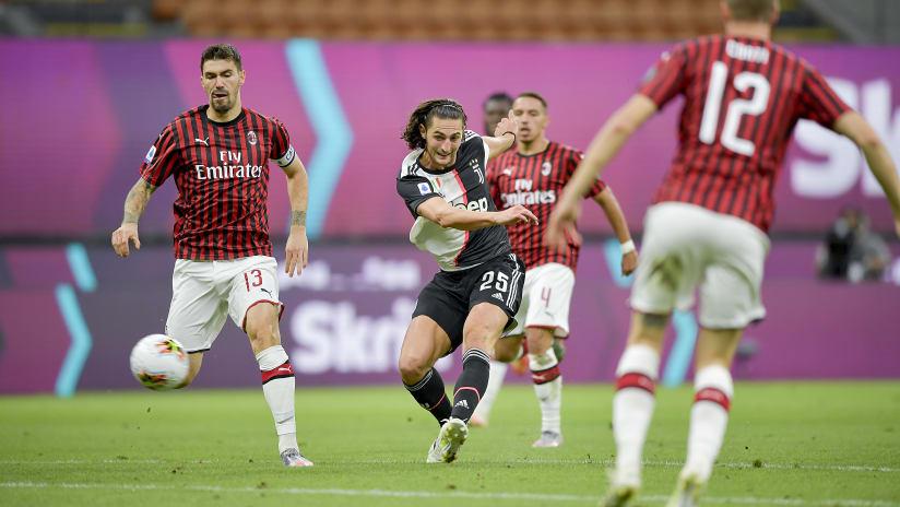Numbers | Milan - Juventus