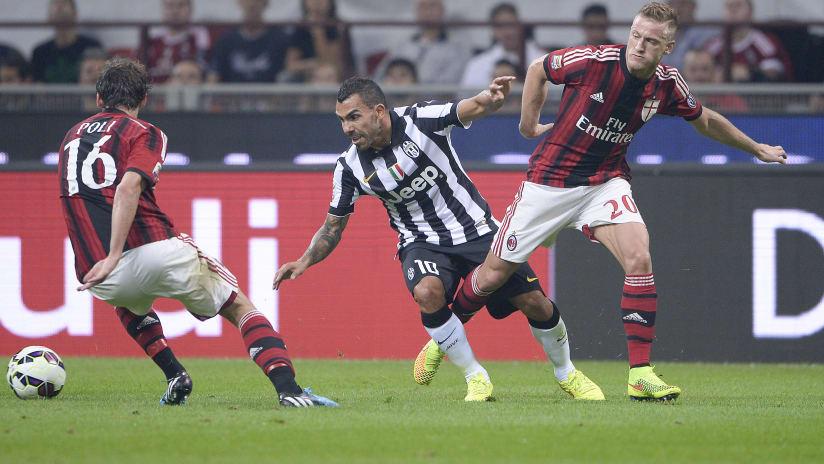 Classic Match Serie A   Milan - Juventus 0-1 14/15