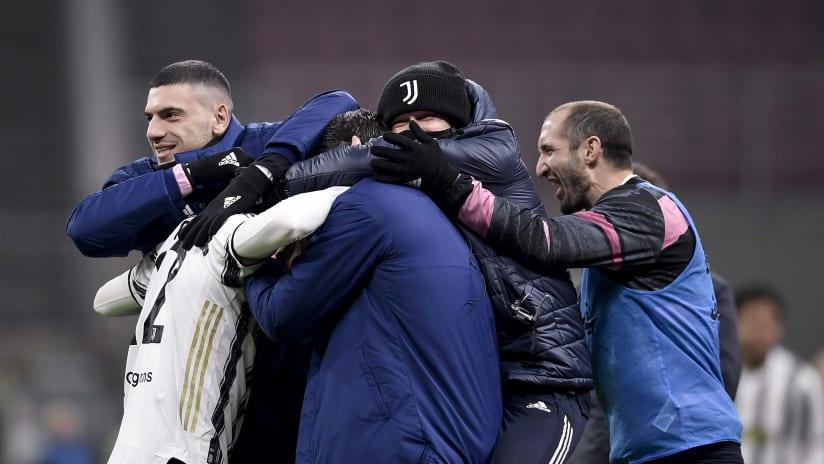 Serie A | Matchweek 16 | Milan - Juventus