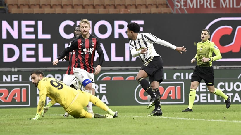 Highlights Serie A  | Milan - Juventus