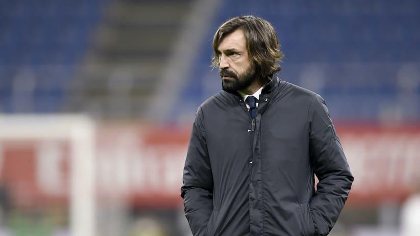 Milan - Juventus   Pirlo: «It was an important match»