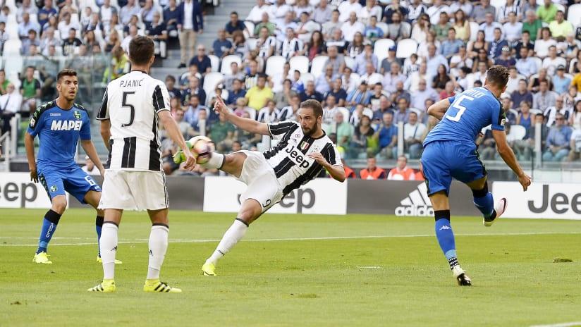 Classic Match Serie A | Juventus - Sassuolo 3-1 16/17