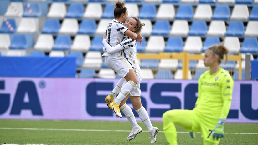 Women | Highlights Supercoppa Italiana | Juventus - Fiorentina