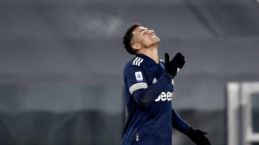 Juventus - Sassuolo | Danilo: «Testa alla prossima gara»