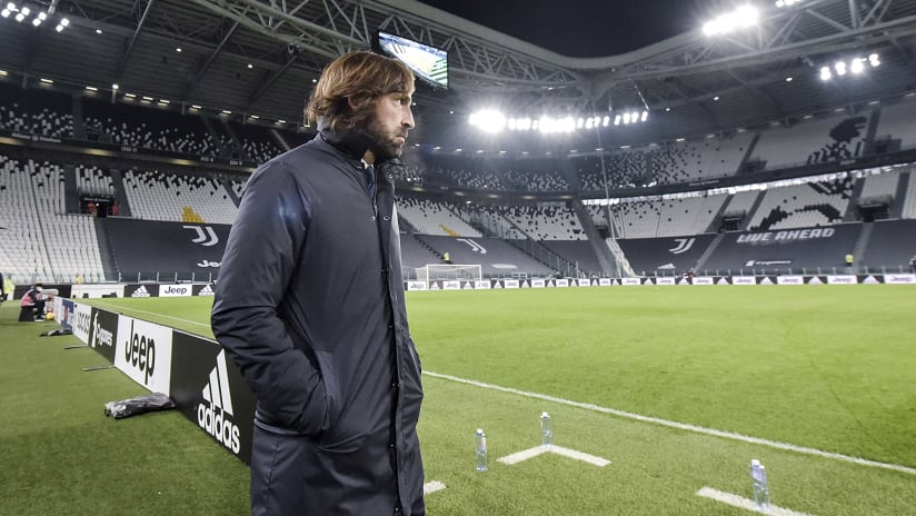 Juventus - Sassuolo | Pirlo: «We had to stay consistent»