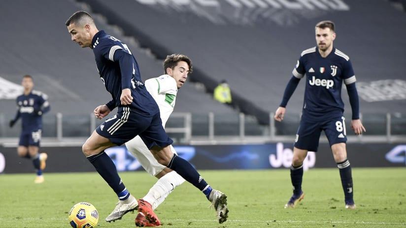 Pitchside view | Matchweek 17 | Juventus - Sassuolo