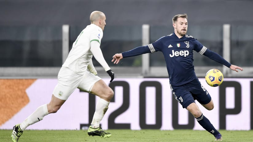 Gamereview | Matchweek 17 | Juventus - Sassuolo