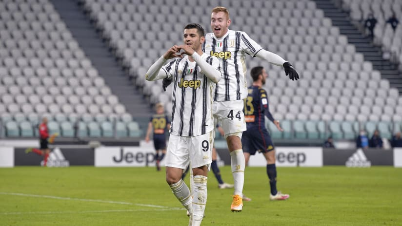 Highlights Coppa Italia | Juventus - Genoa