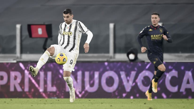 Gamereview | Coppa Italia Round of 16 | Juventus - Genoa