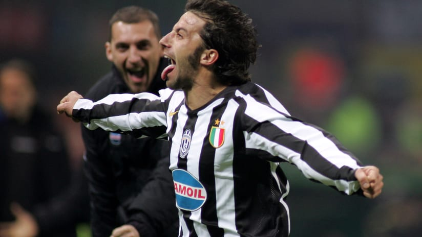 Del Piero: 20 years in 20 goals