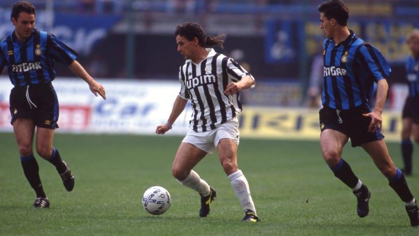 Il tris del 1992 | Inter-Juventus