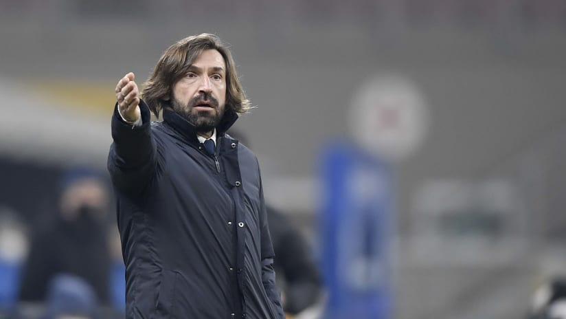 Inter - Juventus | Coach Pirlo's analysis