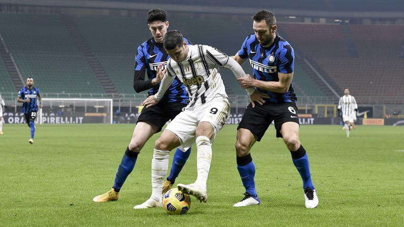 Serie A | Giornata 18 | Inter - Juventus
