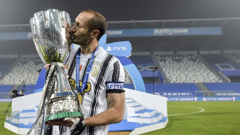Juventus - Napoli | Chiellini: «We really wanted to win it»