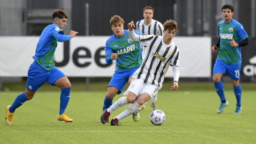 U19 | Matchweek 7 | Juventus - Sassuolo