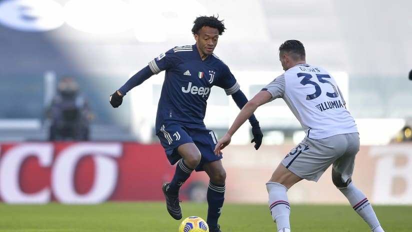 Juventus - Bologna | Cuadrado: «Each game is like a final»
