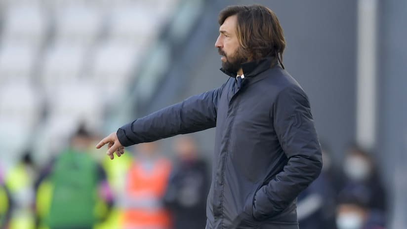 Juventus - Bologna | Pirlo: «After San Siro we regrouped»