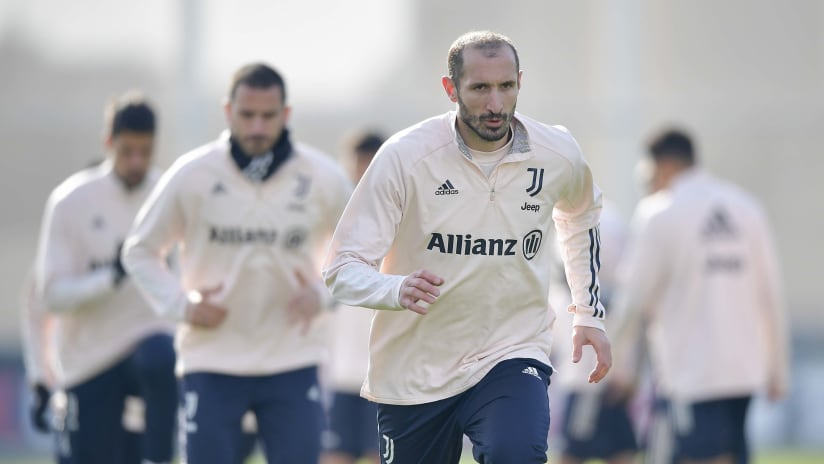 Juventus Training | Hard Work Continues at the JTC!
