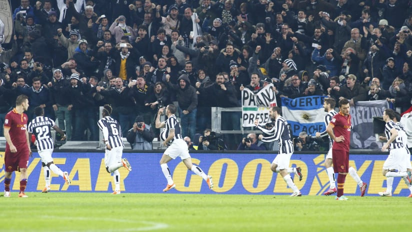 Classic Match Serie A | Juventus - Roma 3-0 13/14