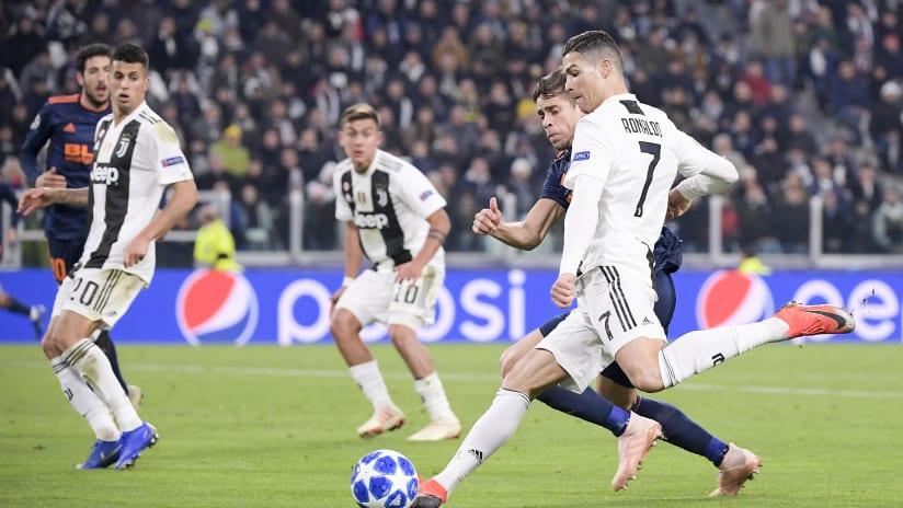 Assistman: Cristiano Ronaldo 2018-19