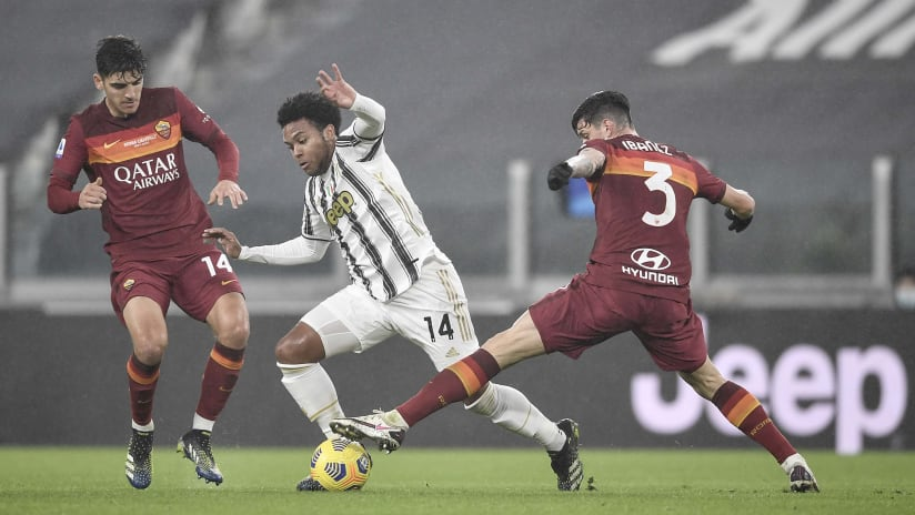 Highlights Serie A | Juventus - Roma
