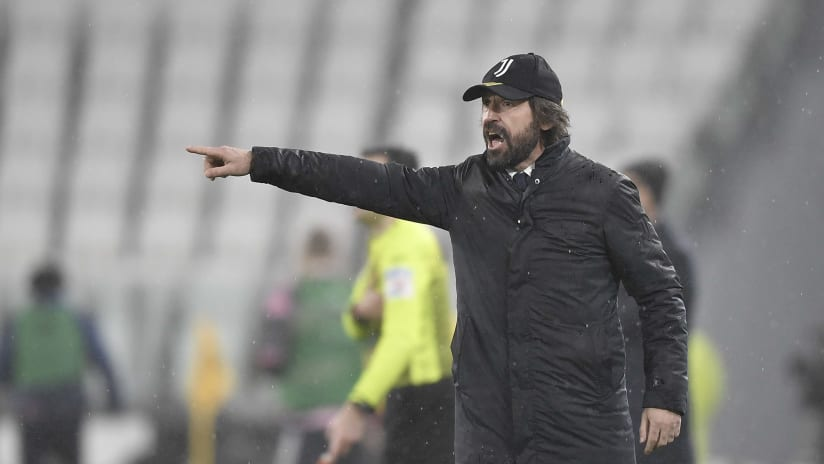 Juventus - Roma | Pirlo: «We'd prepared for this sort of game»