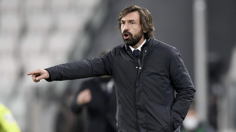 Juventus - Inter | Pirlo: «Today we did really well»