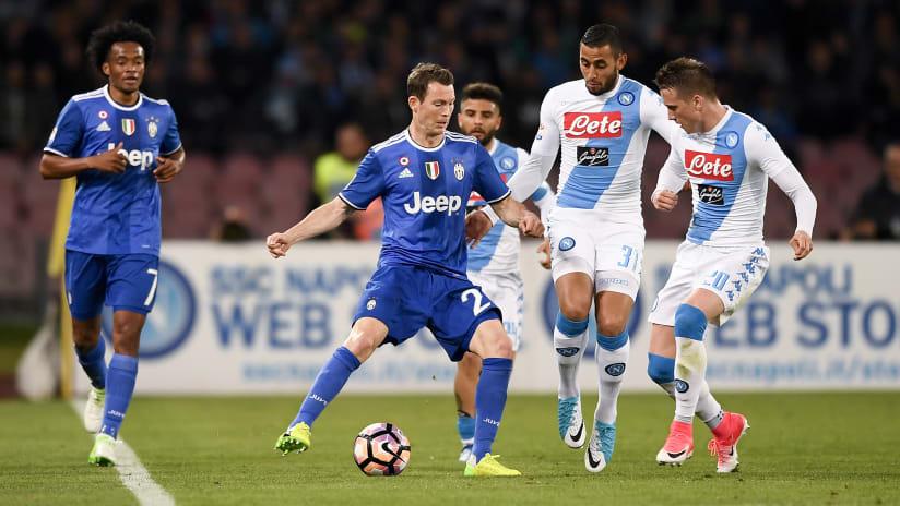 Classic Match Serie A | Napoli-Juventus 1-1 16/17