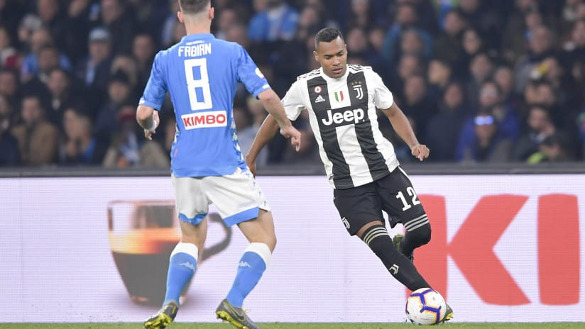 Classic Match Serie A | Napoli - Juventus 1-2 18/19