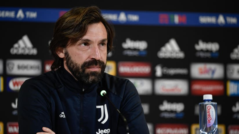 Pirlo's comments on the eve of Napoli-Juventus