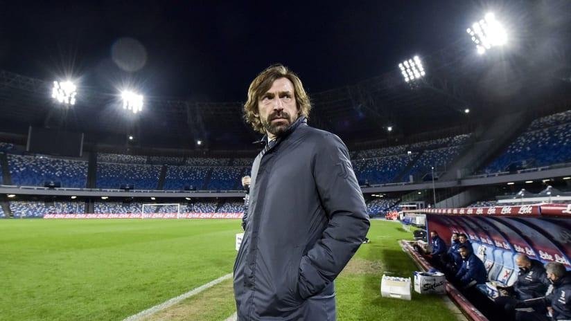 Napoli - Juventus | Coach Pirlo's analysis